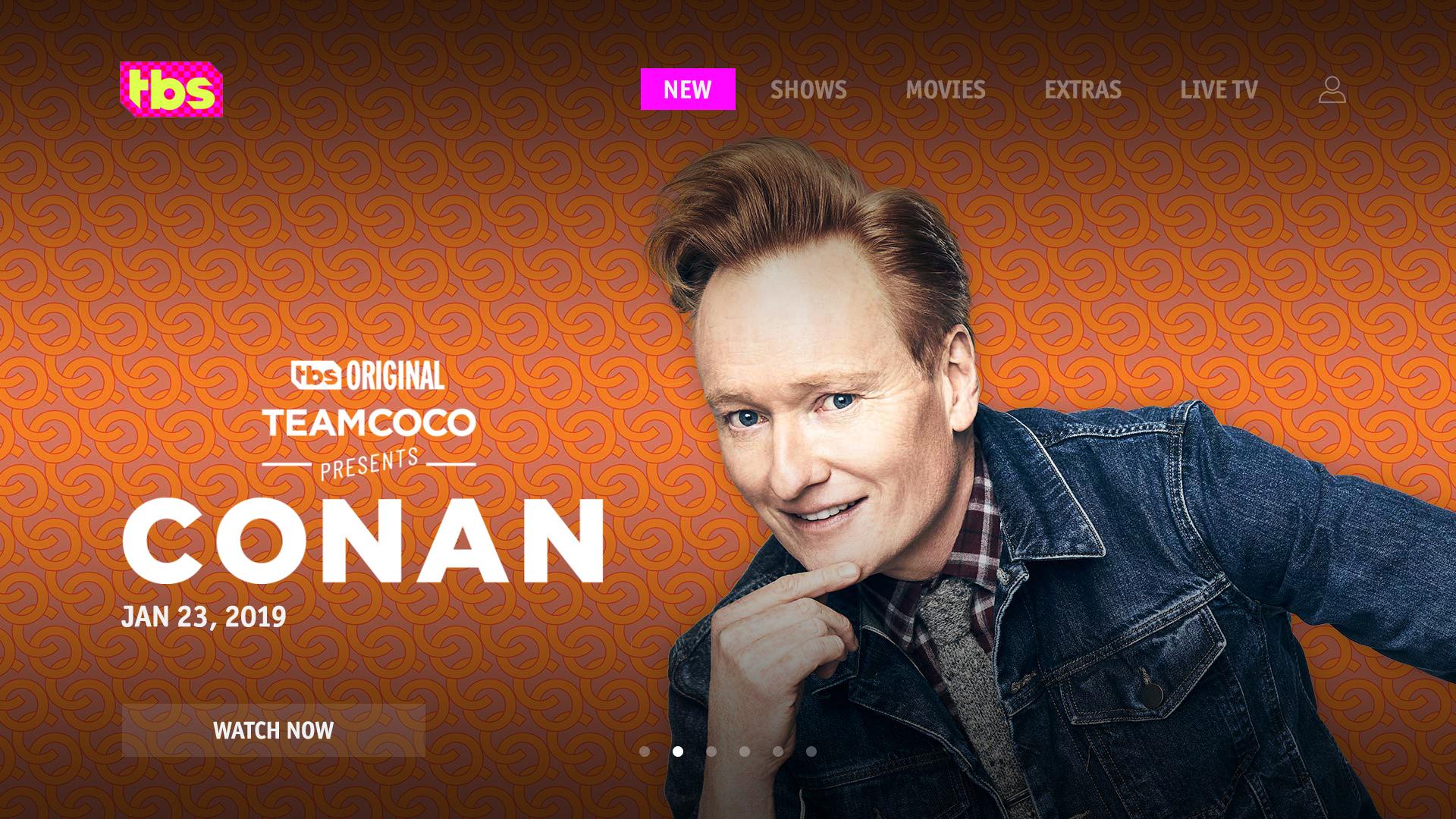 Team Coco presents Conan – Ashley Pimenta Design (Pimenta